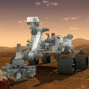 """l'ONU souhaite remplacer très vite son contingent d'observateurs sur le terrian par plusieurs robots de type """"Curiosity"""""""